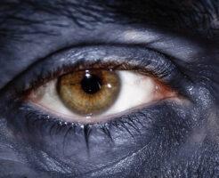 attack eye